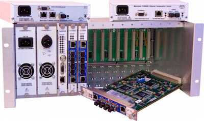MetroCONNECT Managed Chassis