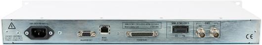Rear: ATM Circuit Emulation DSU