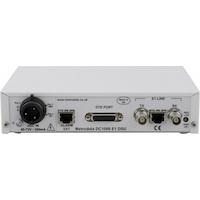 Rear: DC1000 E1 Interface Converter DC PSU