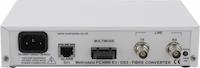 Rear: FC3000 E3/DS3 to Multimode Fiber Extender
