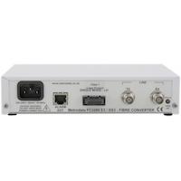 Rear: FC3200 E3/DS3 Fibre Converter
