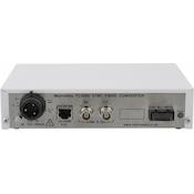 Rear: FC4000 STM-1/OC-3 BNC-Fiber Converter DC PSU
