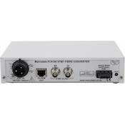 Rear: FC4000 STM-1/OC-3 BNC-Fiber Converter