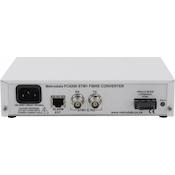 Rear: FC4200 STM-1/OC-3 BNC-Fibre Converter