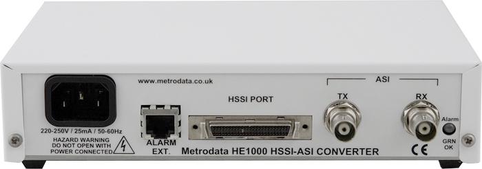 HE1000: HSSI Extender