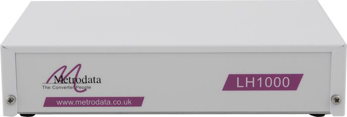 LH1000: Ethernet over HSSI/Multi-standard serial extender