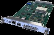WCC3200 MetroConnect Ethernet over 2-port Fractional E3/DS3 LAN Extension Module