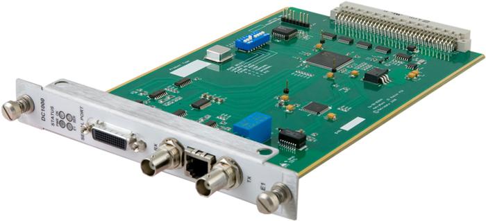 MetroRack DC1x00 module
