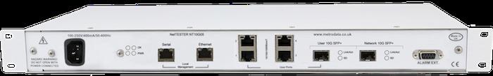 NetTESTER NT10G05 10Gb Ethernet Network Tester