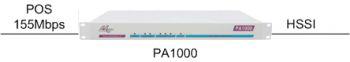 PA1000: POS to HSSI Converter