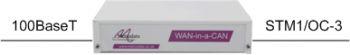 WC155 Ethernet over STM-1/OC-3 Extender