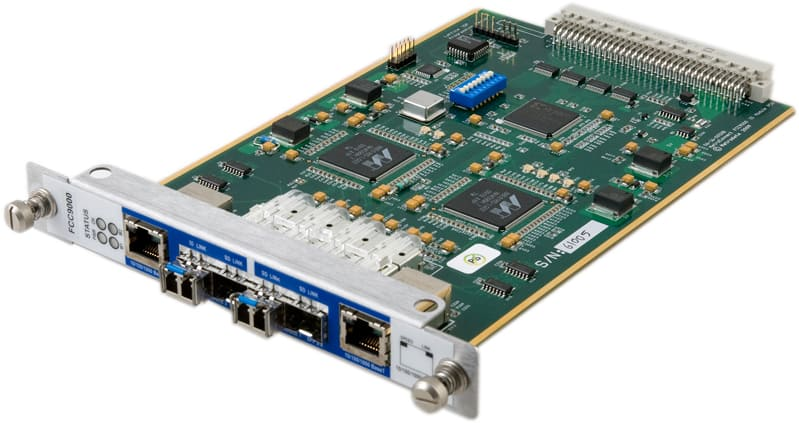 FCC9000 Dual Port Ethernet Demarcation Module