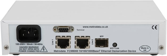 FCM8000 Ethernet Demarcation Device