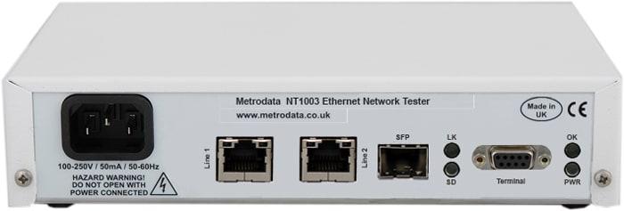 NT1003 Ethernet Network Performance Assurance Monitoring