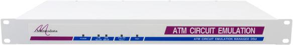 Front: ATM Circuit Emulation DSU