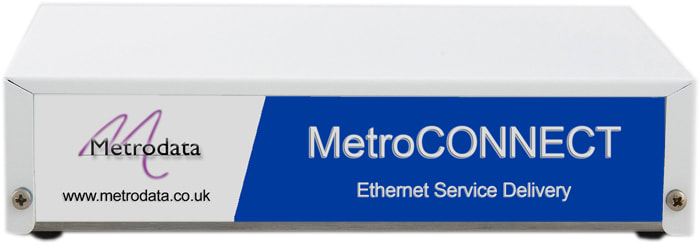 Front: FCM9003 Ethernet Access Device