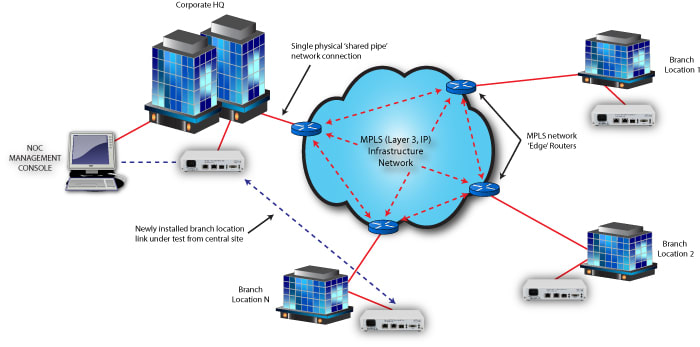Network 'Circuit Activation Testing