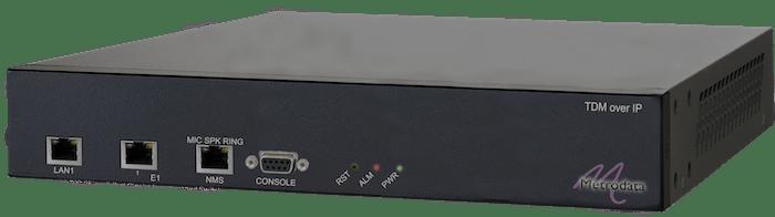 1x E1 TDM over IP - PacketLINK PL1100