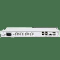 MetroCONNECT: WCM3400 Gigabit Ethernet Aggregator over up to 4x Framed E3 or DS3