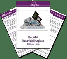 MetroWAVE WDM Range Guide