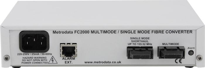 FC2X00 - Singlemode to Multimode