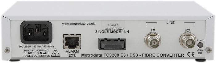 FC3200 - E3/DS3 to Singlemode Long Haul Fiber Extender