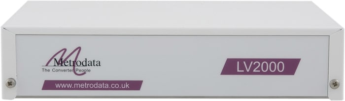 LV2000: LAN over LVDS Extender