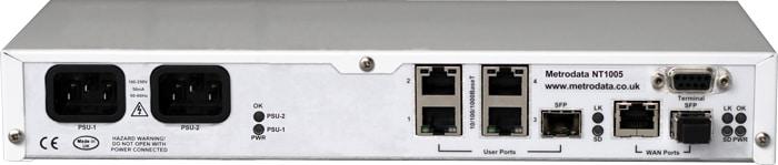 NT1005 Advanced Embedded Ethernet Tester