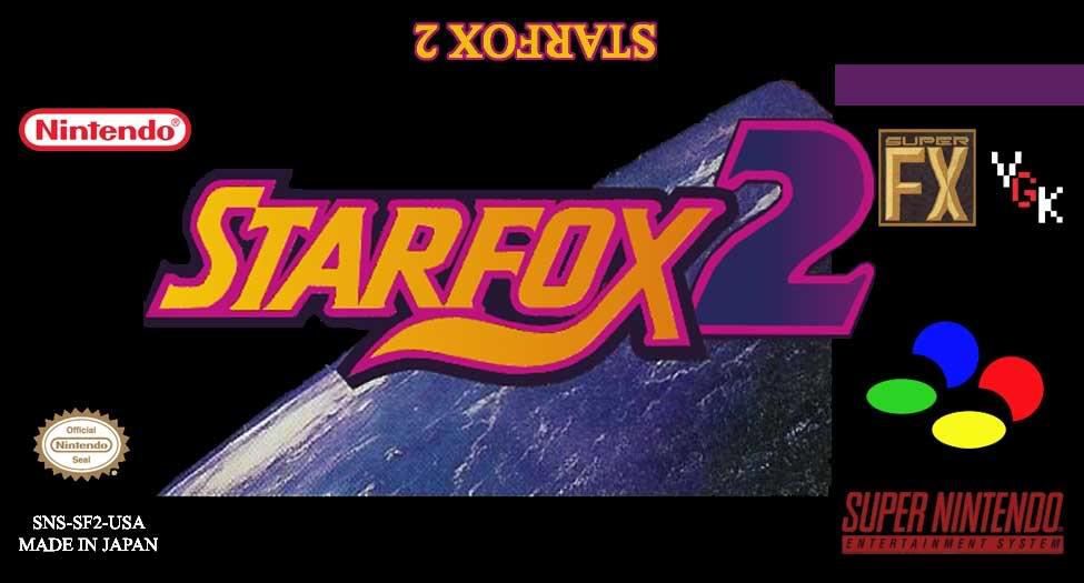 capa star fox 2