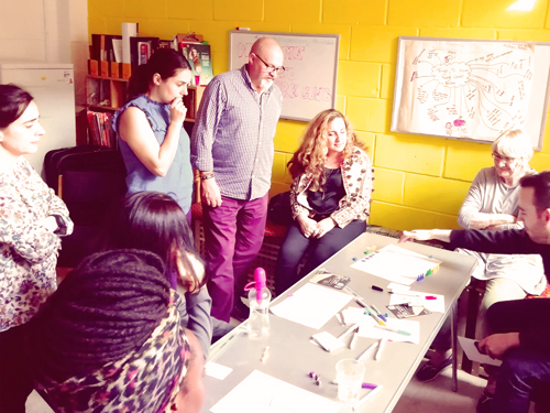 Corporate Workshops by Modern Fables