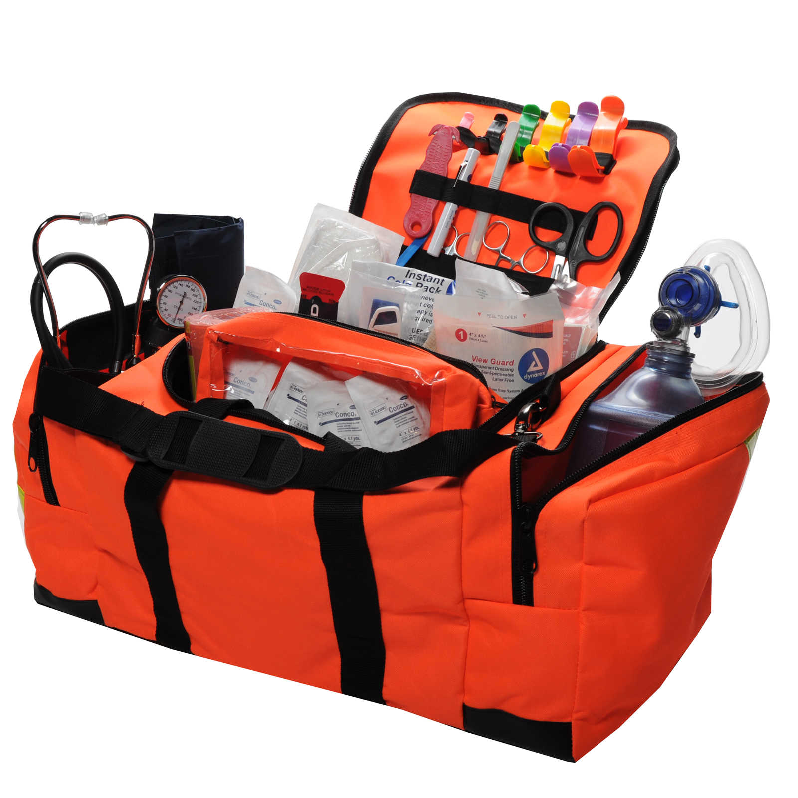 Deluxe First Responder Medical Kit | MFASCO Health & Safety