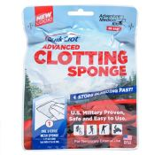 Quikclot Advanced Blood Clotting Sponge  25 Gram