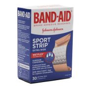 Sport Strip Band-Aid Brand (30/Bx)