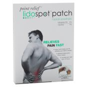 Lidospot Pain Patch (5/bx)