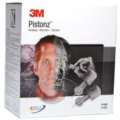 3M Pistonz Earplugs Uncorded 100/box OFFICAL PLUGS OF NASCAR