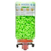 Purafit Green Earplugs In Plug Station 500 Pair