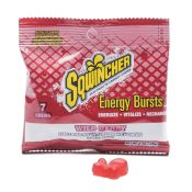 Sqwincher Electrolyte Replacement Chews Wild Berry 1 oz Pack