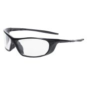 Azera Safety Glass Clear Lens Black Frame