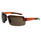 Crossfire Safety Glass ES6 HD Brown Len