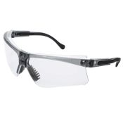 Nitrogen Safety Glass Clear Lens Adjustable Temples Each