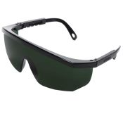 Integra Safety Glass 5.0 Welding Lens Black Frame