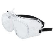 Economy Safety Goggle Perforated Large Size
