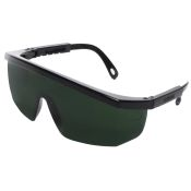 Integra Safety Glass Black Frame With Shade 3 Welding Lens