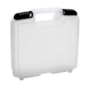 First Aid Kit Case Flambeau Plastic 9 inch Empty