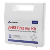First Aid Only #225 First Aid Kit Plastic 50 person
