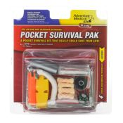 SOL Adventure Medical Pocket Survival Pack