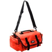 Medical Bag Nylon Orange Empty