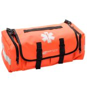 Trauma Bag Orange W/Reflective strip Empty