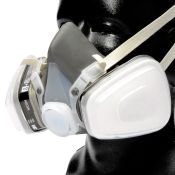 3m #53p71 Paint Spray And Pesticide Respirator Large