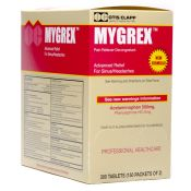 Medique Mygrex Headache Pain Relief Tablets Industrial Packets 150x2